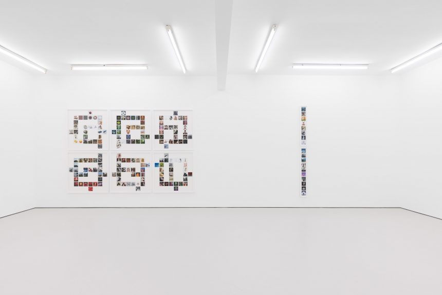 Exhibition Review of Ed Fornieles' 'Association Works' at Carlos Ishikawa Gallery, London