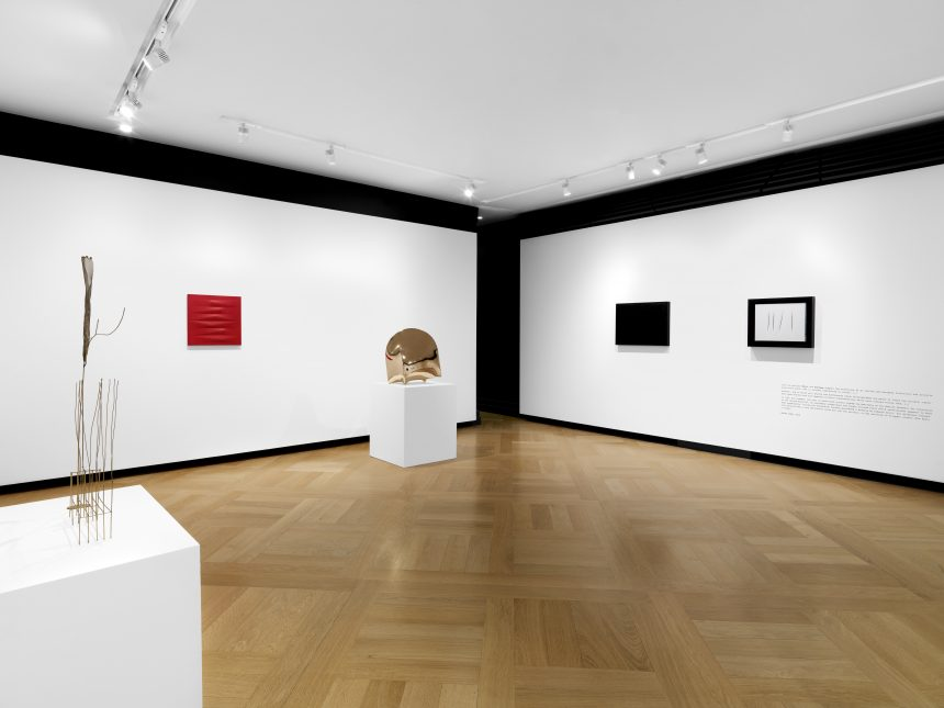 Exhibition Review of Post-War Italian Art Tales at Mazzoleni Gallery London