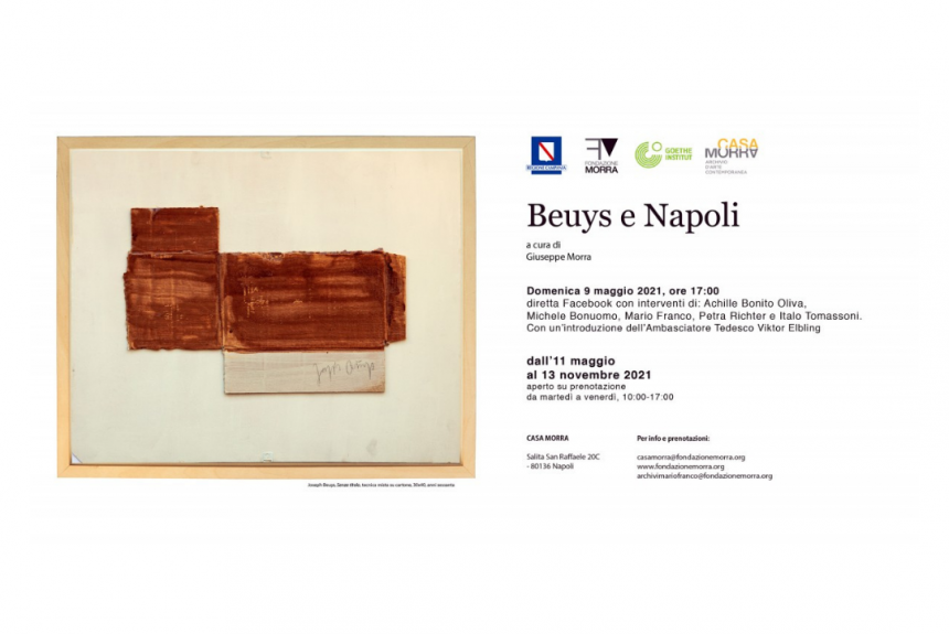 Beuys 100 years: Beuys and Naples