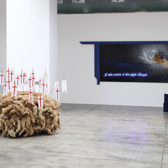 """""""Ger ⸫ mania , An Encounter with Vettor Pisani"""" at the Goethe-Institut in Rome"""